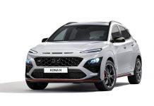 Hyundai KONA N przód
