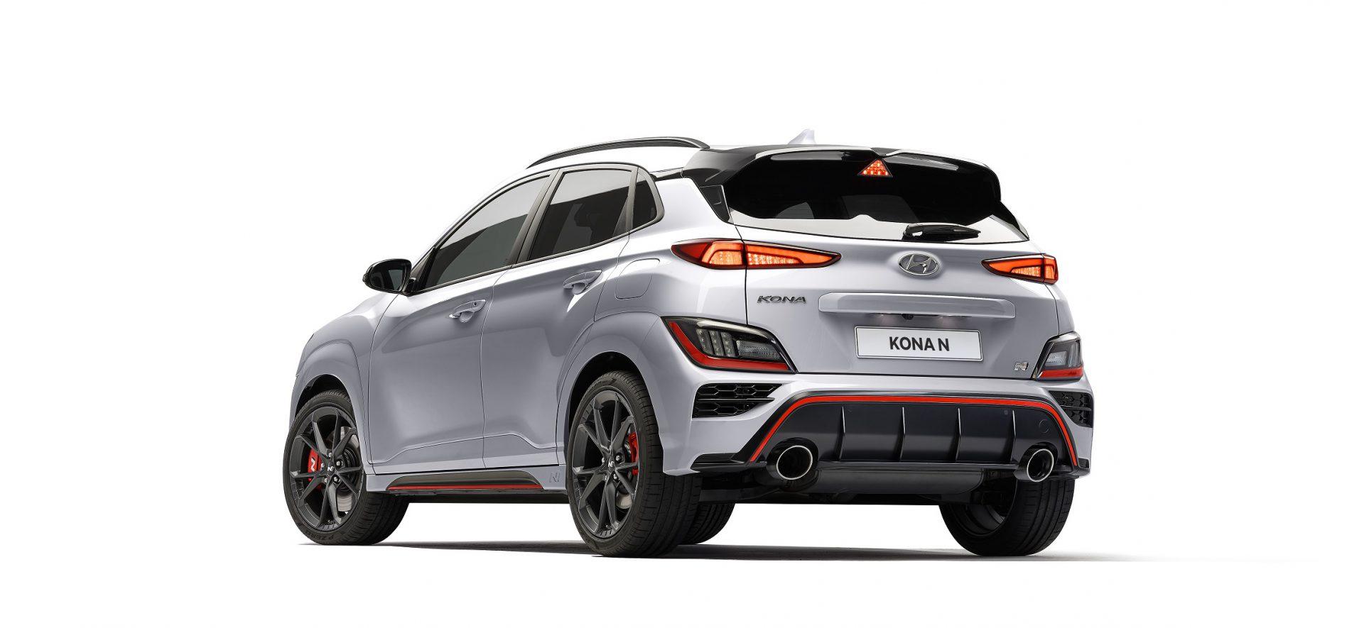 Hyundai KONA N tył