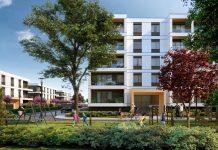 Mieszkania z ogródkami